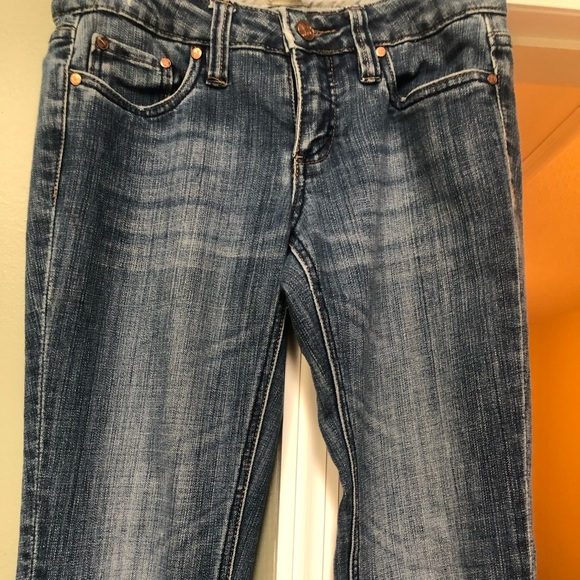 refuge Denim - Women's ankle length jeans